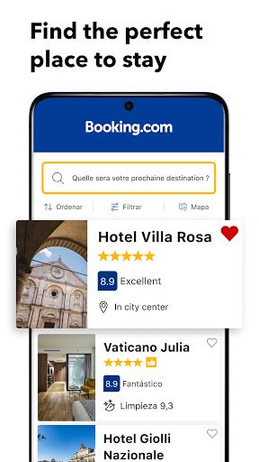 Booking.com: Hotels and more apktram screenshots 2