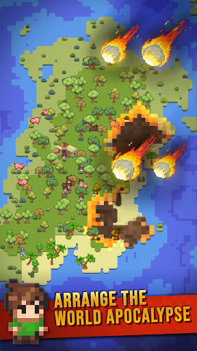 Galactory - Sandbox God Simulator  screenshots 4