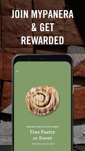 Panera Bread  screenshots 3
