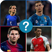 Football Soccer Quiz: Guess the Player