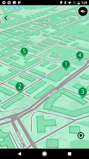 Tipsrundan - The Swedish GPS Quiz Screenshots 2