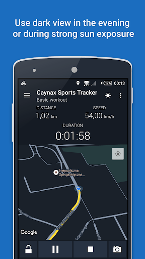 GPS Sports Tracker App: running, walking, cycling 2.9.3 Screenshots 3