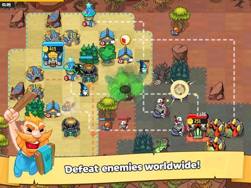 Like a King RTS: 1v1 Strategy screenshots 21