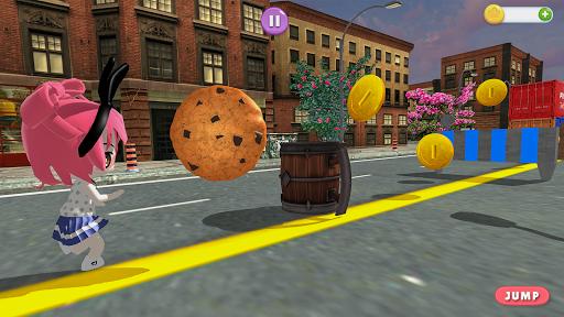 Télécharger New Crazy cookie swirl: The Roboloxe Obby Game apk mod screenshots 5