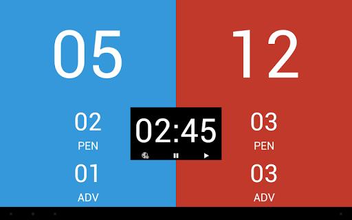 bjj timer screenshot 2