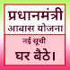 प्रधानमंत्री आवास योजना, Pradhanmantri awas yojana