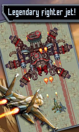 Mig 2D: Retro Shooter! apkmr screenshots 1