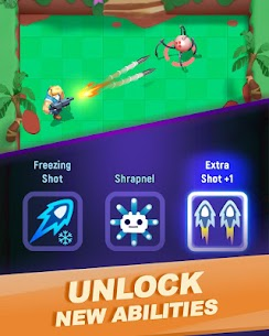 Monster Shooter World Mod Apk 1.18.59 (God Mode) 7
