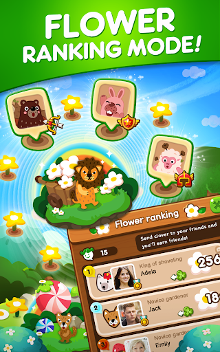 POKOPOKO The Match 3 Puzzle screenshots 2