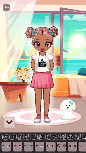 Cute Avatar Maker u2013 Create your own Character 1.0 Screenshots 4