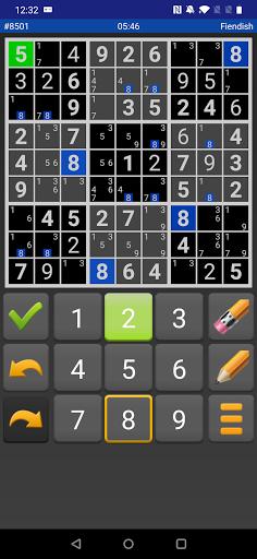 Sudoku 10'000 Free 8.2.1 screenshots 5