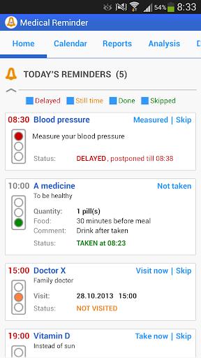 Medical Reminder For PC Windows (7, 8, 10, 10X) & Mac Computer Image Number- 7