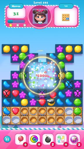 Candy Bomb - Match 3  screenshots 4