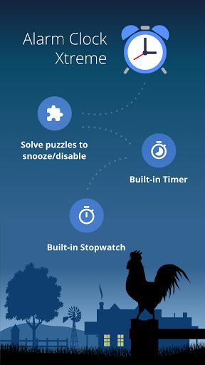 Alarm Clock Xtreme: Alarm, Reminders, Timer (Free)  Screenshots 1