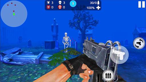 Skeleton Shooting War: Survival 3.9 screenshots 2