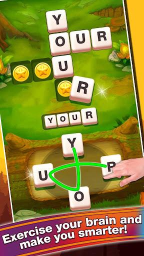 word connect - crossword educational game screenshot 3