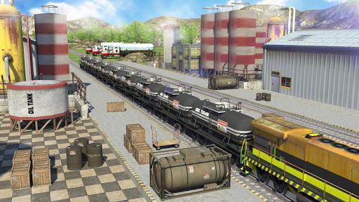 Oil Tanker Train Simulator 1.6 screenshots 1