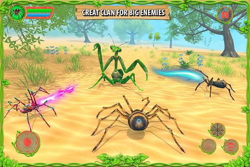 Spider Simulator: Life of Spider screenshots 9
