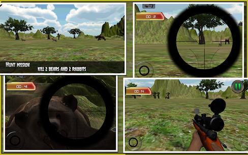 Animal Sniper Hunt 3D Hack Cheats (iOS & Android) 1