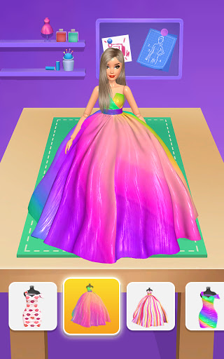 Doll Makeover android2mod screenshots 4