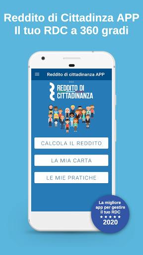 Reddito di Cittadinanza App  screenshots 1