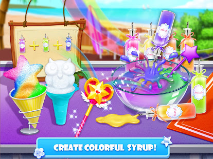 Snow Cone Maker - Frozen Foods 2.2.0.0 Screenshots 3
