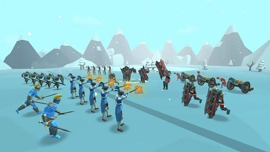 Baixe o Mod Apk do Epic Battle Simulator 2 1