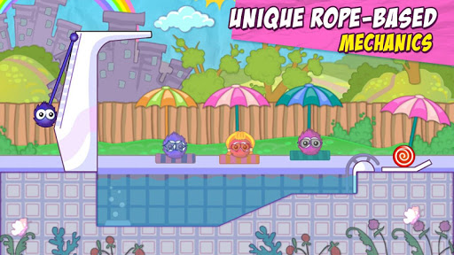 Catch the Candy: Remastered! Red Lollipop Puzzle  screenshots 2
