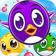 Bubble Pop Penguin: Bubble Shooter