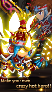 +9 God Blessing Knight – Cash Knight Mod Apk 2.16 (Unlimited Gold) 3