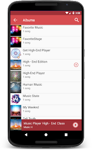 Mp3 Player Free Kitkat 3.9 (MOD + APK) Download 3