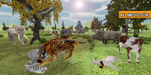 Flying Tiger Simulator 1.11 screenshots 14