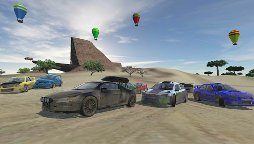 Off-Road Rally  screenshots 2