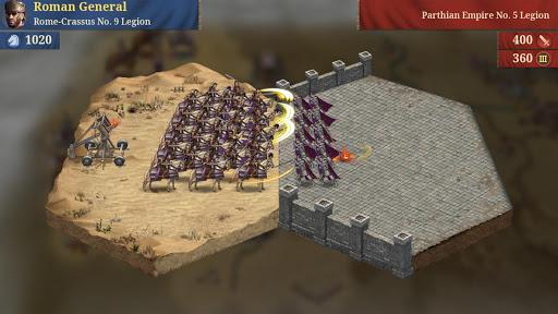 Great Conqueror: Rome - Civilization Strategy Game  screenshots 5