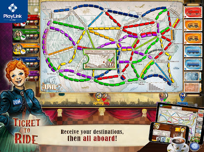 Ticket to Ride for PlayLink 2.7.2-6472-ceb1ea16 Screenshots 7