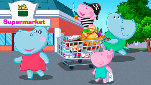 Supermarket: Shopping Games for Kids 2.9.6 Screenshots 13