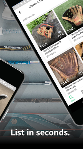 SidelineSwap: Buy and Sell Sports Equipment 1.9.0 Screenshots 2