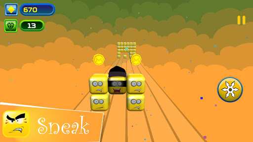 Amazing Endless Walls: Roll Dice Blocks Roller  screenshots 4