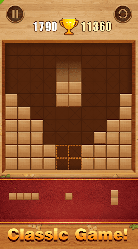 Wood Block Puzzle 2019 1.4.0 screenshots 4