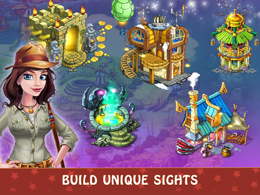 Magica Travel Agency - Match 3 Puzzle Game 1.2.9 screenshots 17