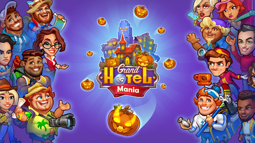 Grand Hotel Mania screenshots 1