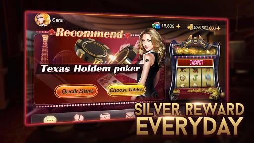 Conquer Silver Club - Free Texas Holdem 1.0.8.2 screenshots 2