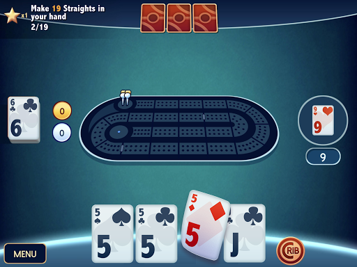 Ultimate Cribbage - Classic Board Card Game  screenshots 10
