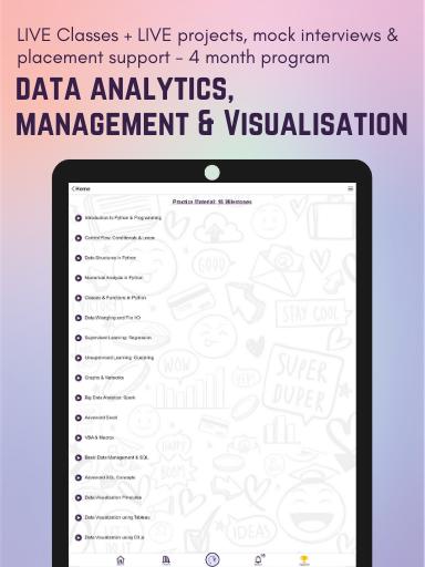 Konsciously: Data, Dev, Tech, Communication Skills  screenshots 18