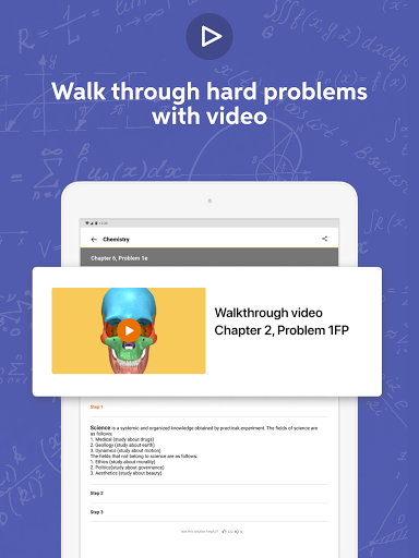 Chegg Study - Homework Help android2mod screenshots 9