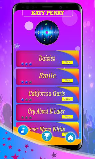katy perry 🎼 piano game screenshot 1