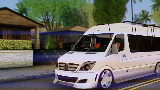 Sprinter Bus Transport Game 1.3 screenshots 8