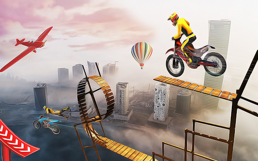 Mega Real Bike Racing Games - Free Games apkpoly screenshots 15
