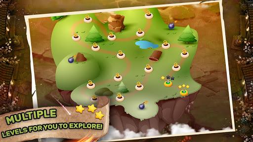 Télécharger Gratuit Bomber Warrior - Block action Game APK MOD  (Astuce) screenshots 1
