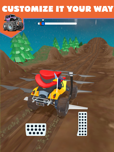 OffRoad Race modavailable screenshots 9